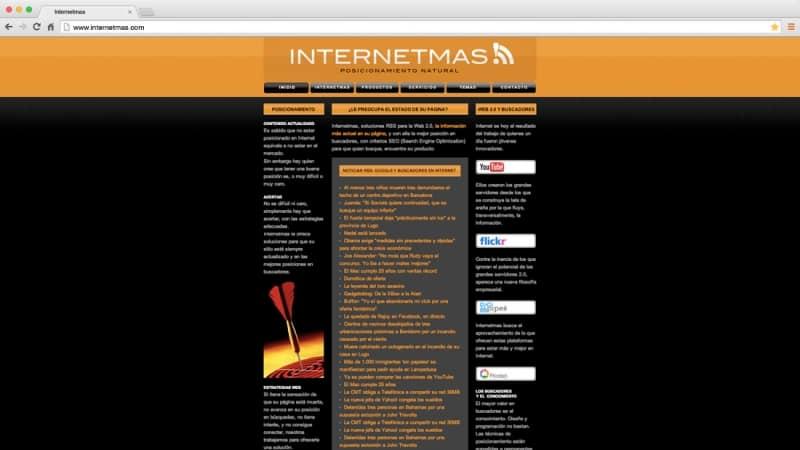 Internetmas: web