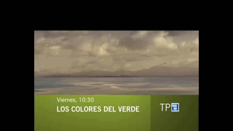 Los colores del verde TPA
