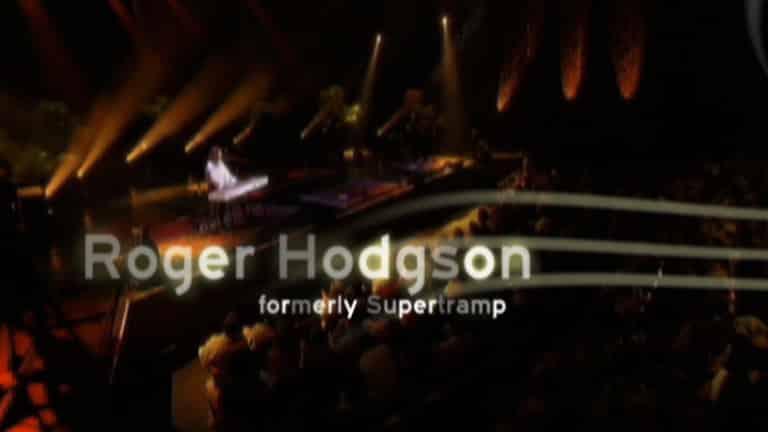 Roger Hodgson en concierto