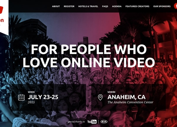Video marketing en el VIDCON 2015