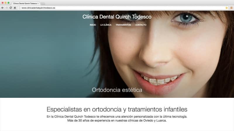 Clínica Dental Quirch Todesco