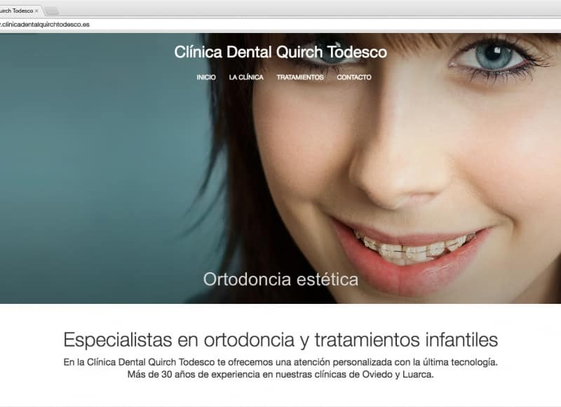 Clínica Dental Quirch Todesco