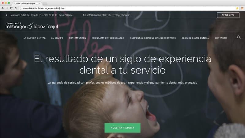 Clínica Dental Rehberger - López-Fanjul