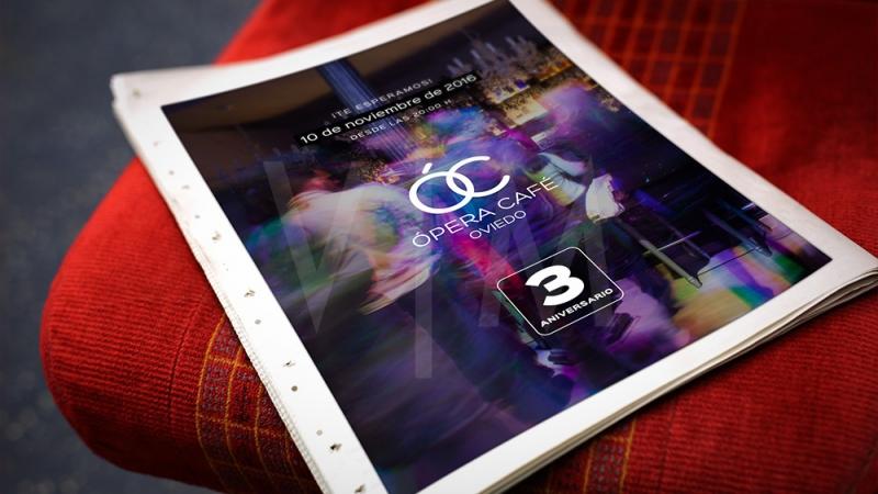 3 aniversario ópera café oviedo - víctor merino | vídeo marketing online