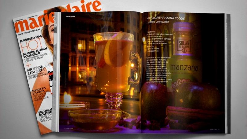 revista marie claire - ópera café oviedo - víctor merino | vídeo marketing online