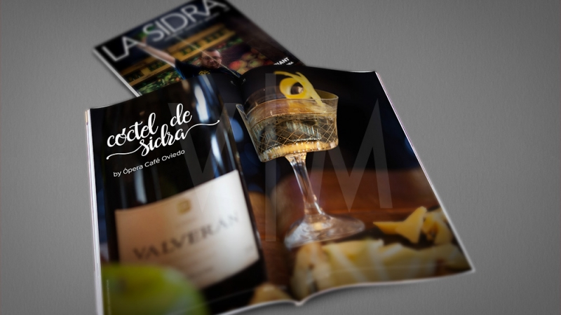 revista sidra - ópera café oviedo - víctor merino | vídeo marketing online