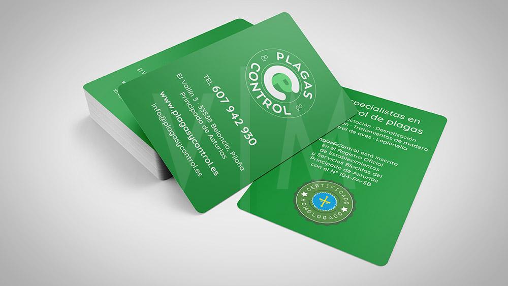 tarjetas plagas&control- víctor merino | vídeo marketing online